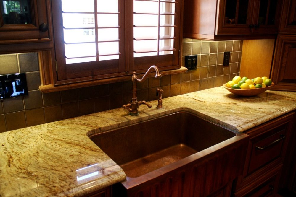 farmers sinks for kitchen wenge wood cabinets before you buy an apron front sink here are the pros cons of a large farmhouse