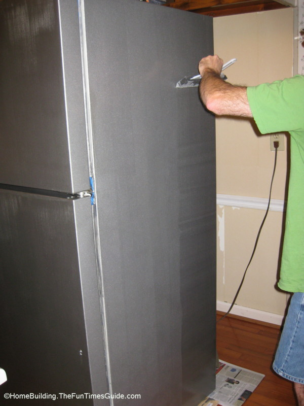 Wondering How To Use Stainless Steel Paint On Appliances