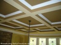 ceiling styles ideas 2017 - Grasscloth Wallpaper