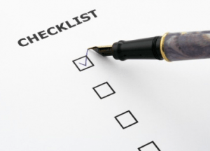 property purchase, due diligence, checklist