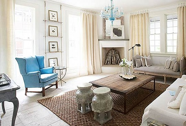 Chic Beach House & Giveaway Winner!