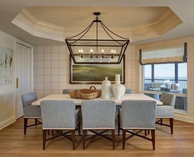 Elegant Florida Condo With Coastal Interiors  Home Bunch