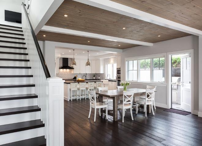 Small Lot California Home With Farmhouse Interiors