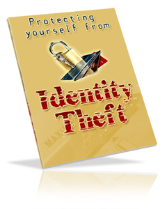 Protect Yourself Against Identity Theft Cover