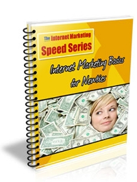 Internet Marketing Basics for Newbies Cover
