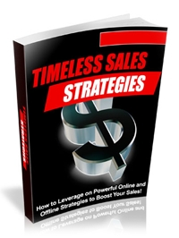 Timeless Sales Strategies Cover
