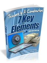 7 Keys to Successful Marketing Cover