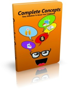Complete Creative Concepts Cover