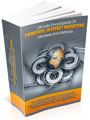 Psychology of Internet Marketing Cover