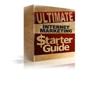 Ultimate Internet Marketing Starter Guide Cover