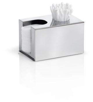 Pojemnik na płatki i patyczki kosmetyczne NEXIO (https://www.homebutik.pl/pojemnik-na-platki-i-patyczki-kosmetyczne,k011004007,a977.html)