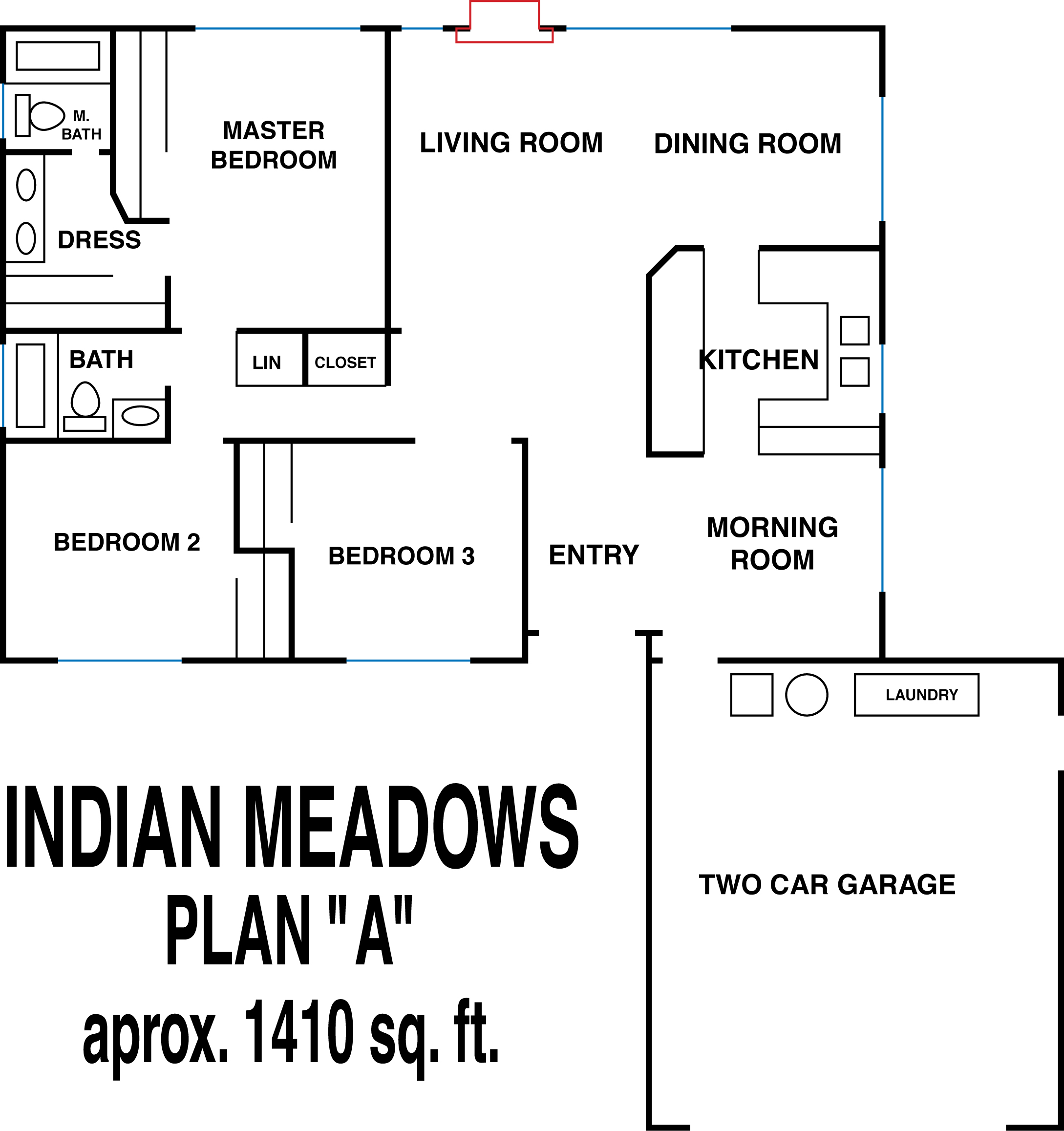 simi valley indian hills indian meadows floor plans