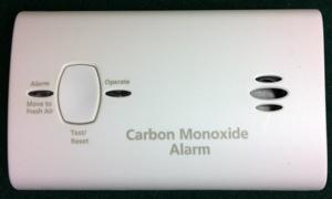 carbon moxide alarms