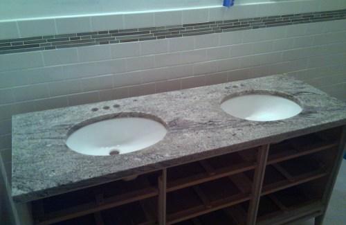 bathroom vanity!