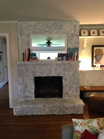 Fireplace Facelifts with howto links  Home By Hattan