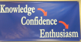 Knowledge - Confidence - Enthusiasm - Open Home Health Care Business