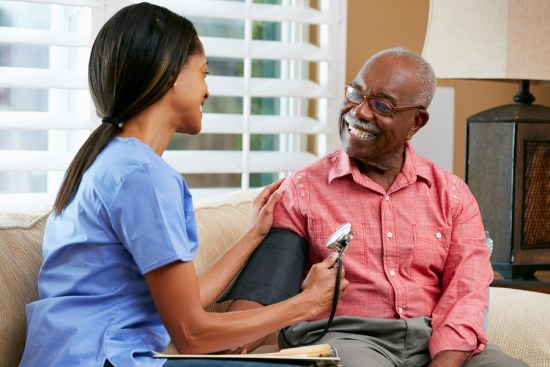 compassionate home health care visiting nurse, bring the care back into healthcare