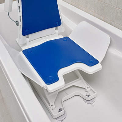 elevateur de bain electrique bellavita ergonomique