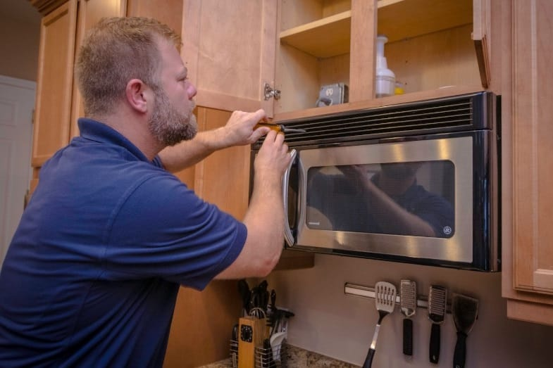 microwave not heating causes and how