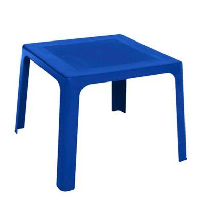 Mesa plstica pequen azul RimaxMesas infantiles