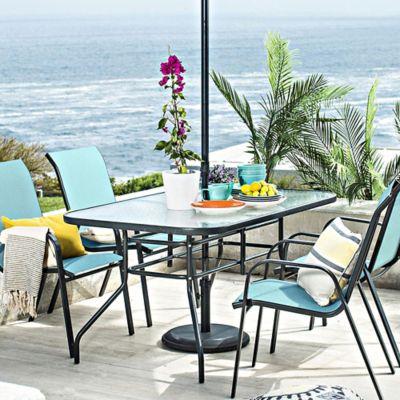 Muebles de exterior sillas comedores y ms para tu jardn y terraza  Homecentercomco