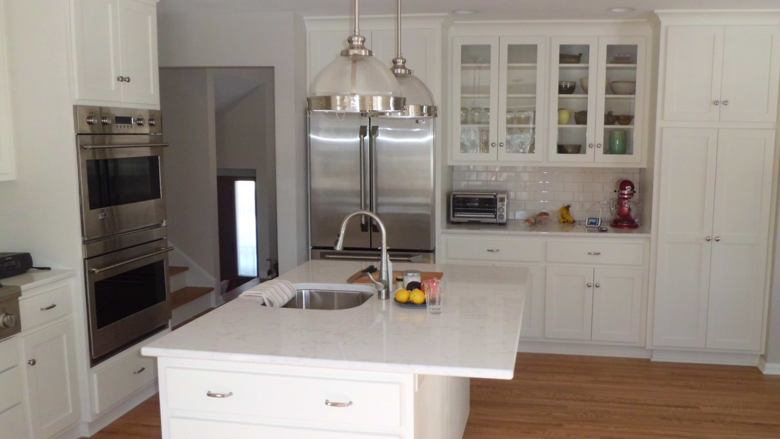 Kitchen Remodel  Before  After Photos  Home Check Plus