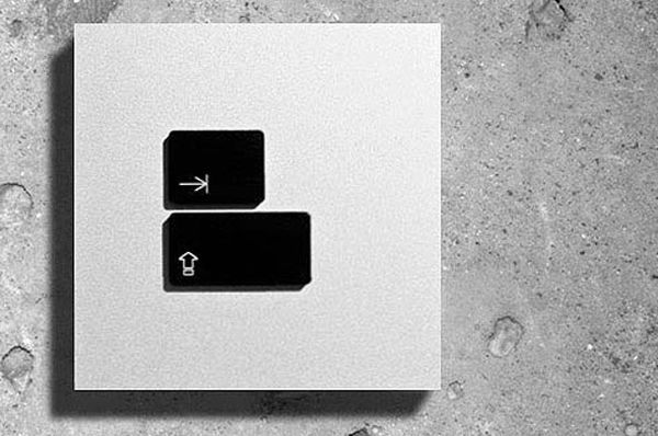 Light switch for the Mac lovers