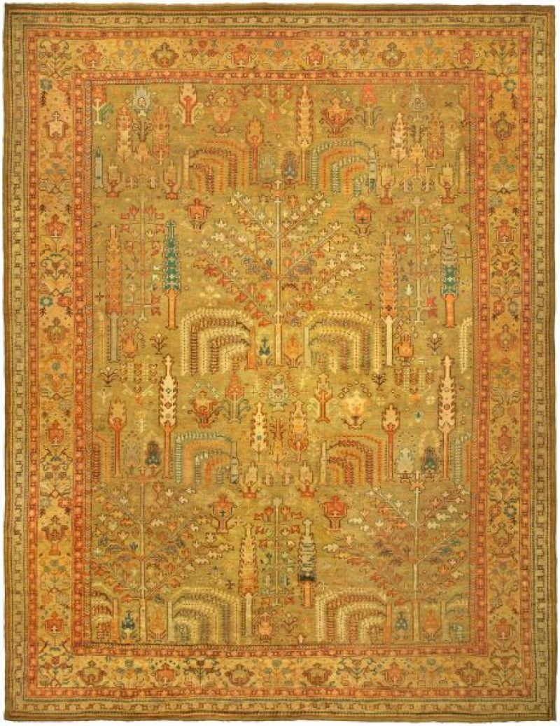 old-rug-into-an-antique-piece