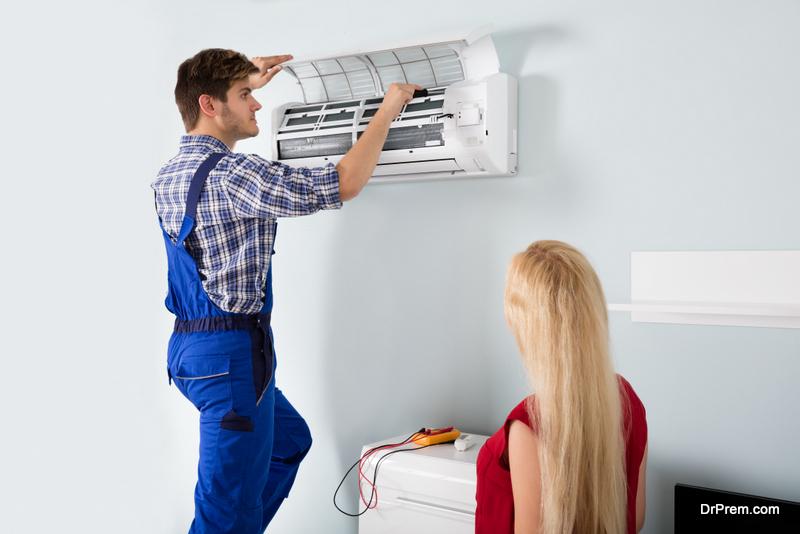 AC-maintenance