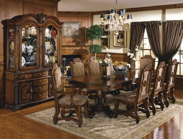 Neo Renaissance Complete Dining Set China Included In