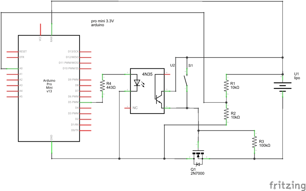 medium resolution of simple low voltage disconnect circuit for arduino home circuits lvd circuit diagram