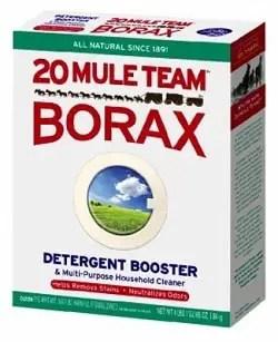 borax boric acid