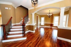 wooden floors need extra care