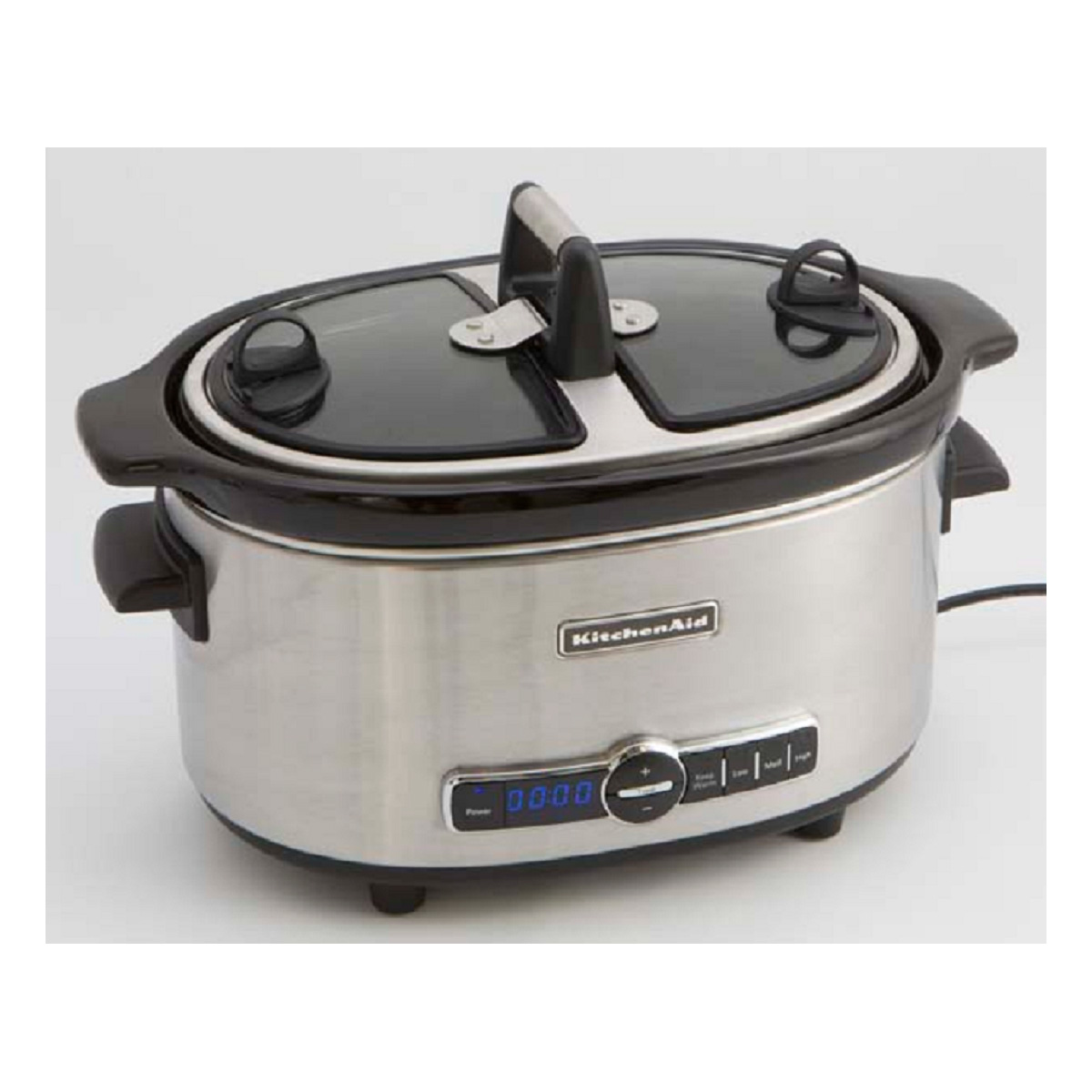 kitchen aid slow cooker outdoor canada sunbeam hp8555 secretchef electronic sear and