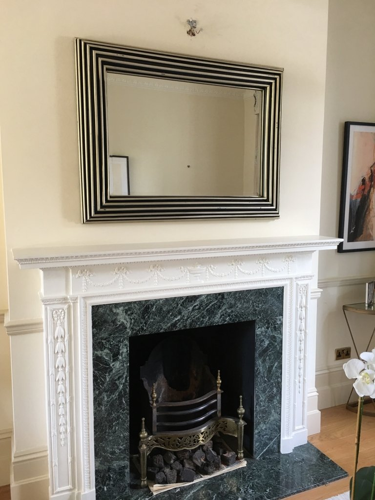 chimney breast removal