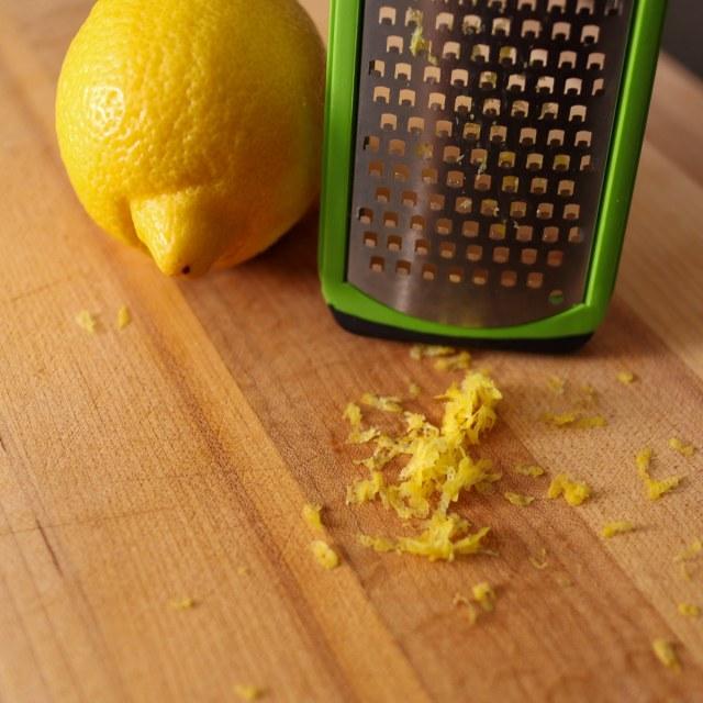 Lemon Zest  How to Zest a Lemon