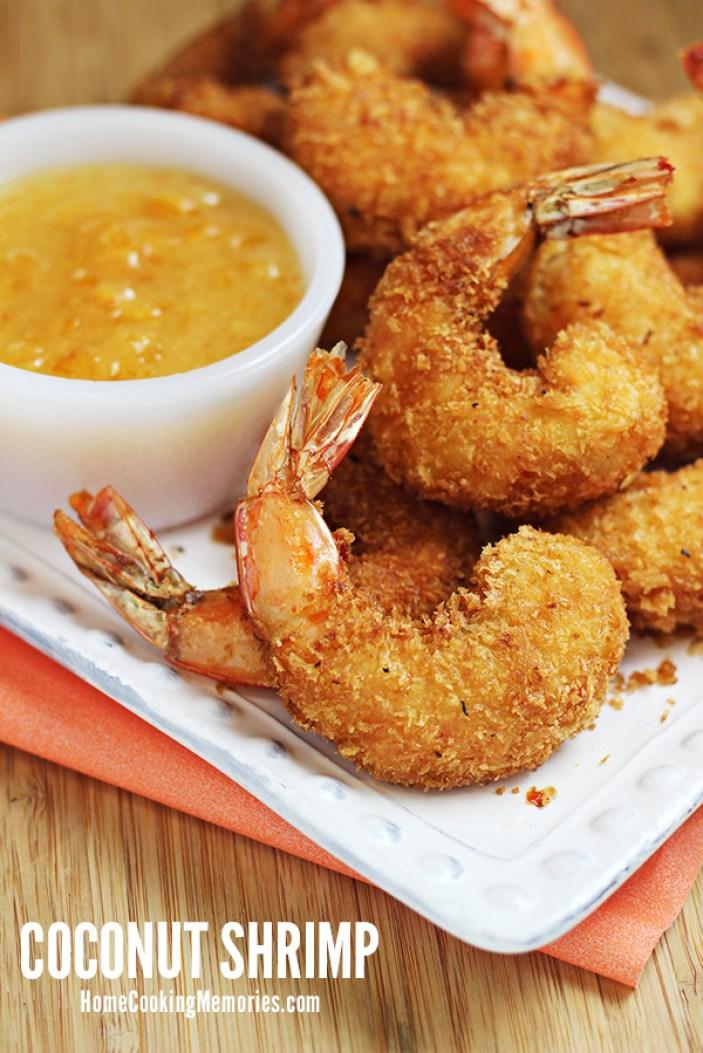 Coconut Shrimp Recipe