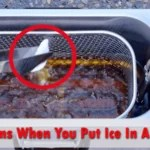 What Happens When You Put Ice In A Deep Fryer?