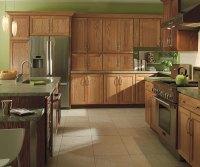 Natural Oak Cabinets  Homecrest Cabinets