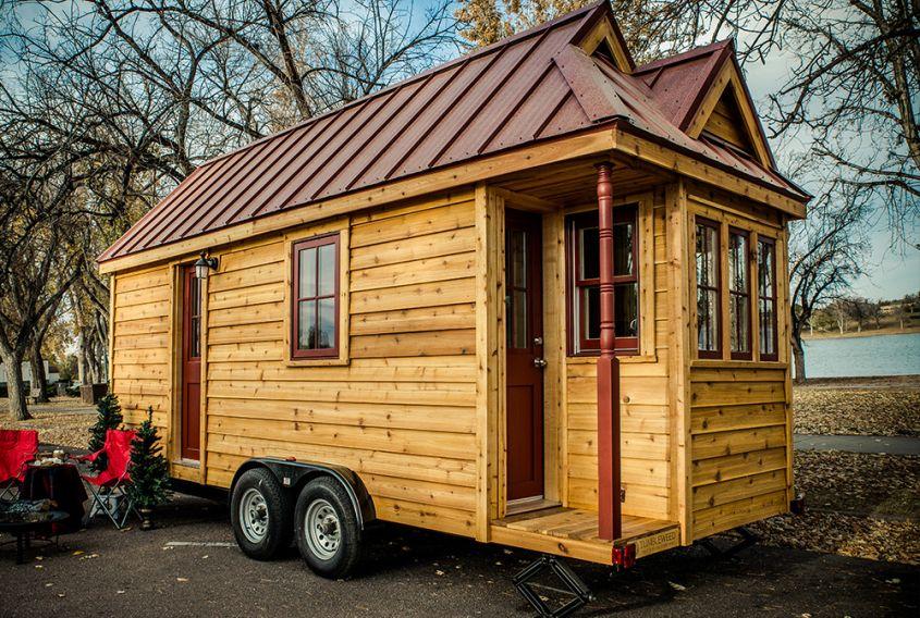 40+ Best Tiny Houses On Wheels