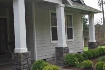 Porch Columns Update Gathering Place