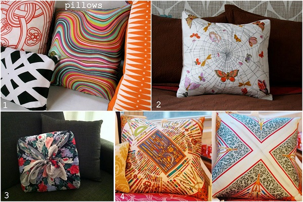 inspiration&realisation_silk_scarf_pillow_cover_diy_inspiration_home_decor_diy