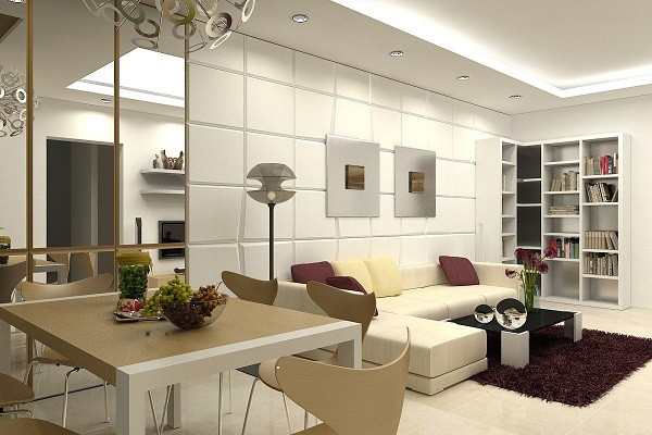 Small Apartment Interior Design Pictures