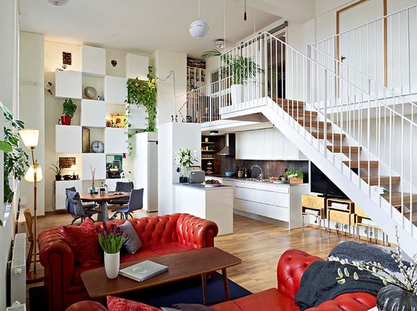 48 Amazing Small Apartment Decorating Ideas Which You Can't Miss Cool Living Room Design For Small House Decoration