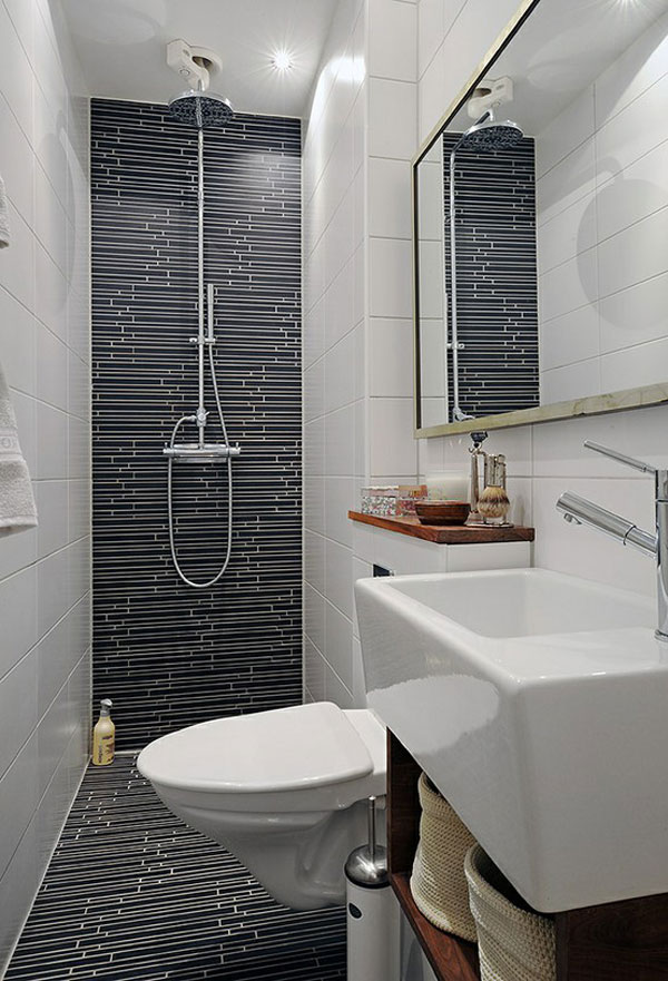 20 Lovely Small Bathroom Ideas For Your Apartment ...