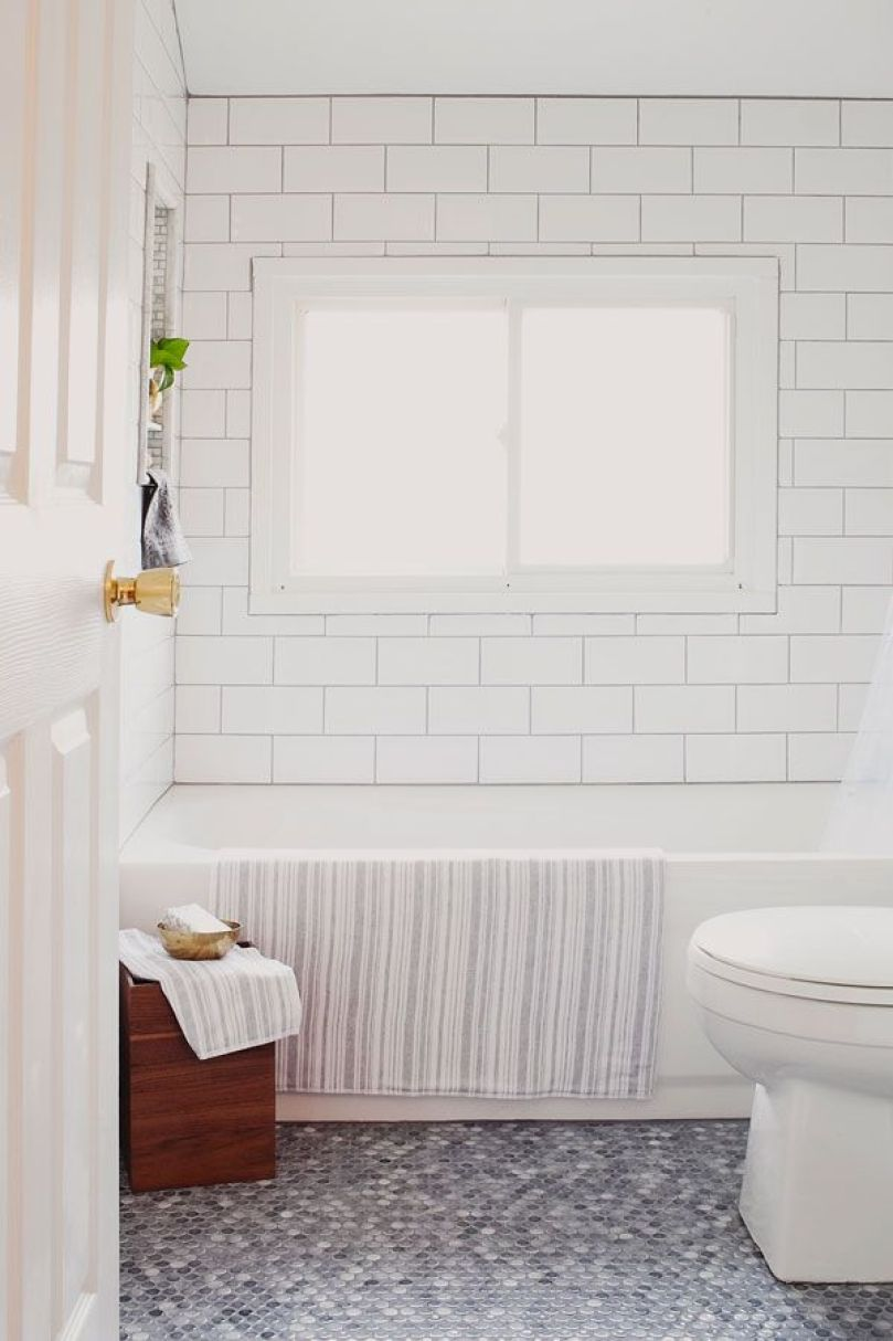 10 Gorgeous Ways to Use Penny Tiles in Your Home Decor ...