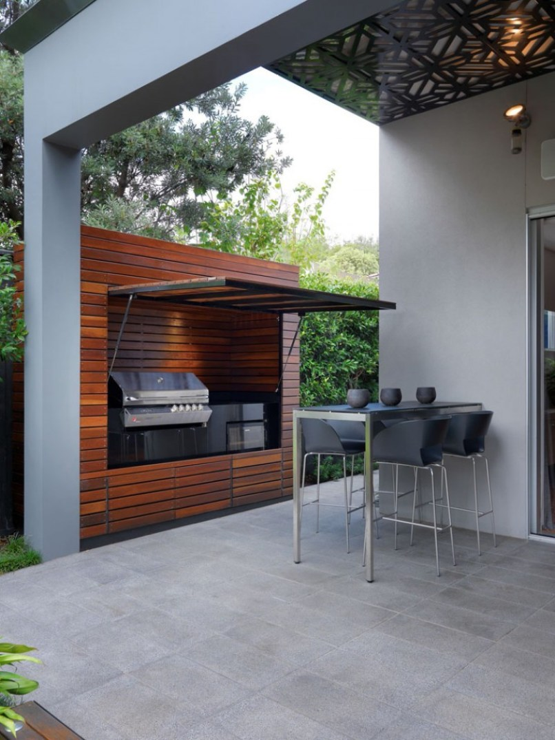 5 Awesome Outdoor Kitchens That Could Make Cooking So Much Easier Homedecomalaysia