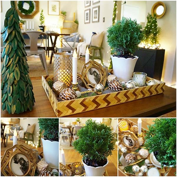 nature themed decoration