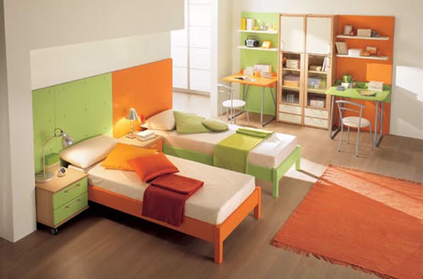 Tips To Choose Kids Room Paint Color
