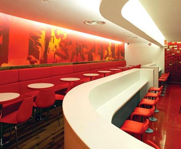Restaurant Wall Design Ideas